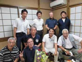 前列左から2人目:大橋先輩.JPG