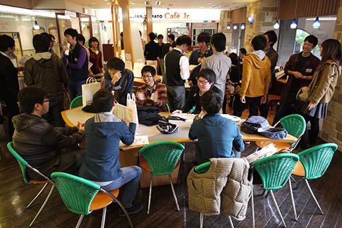 愛知県庁若手職員の集い