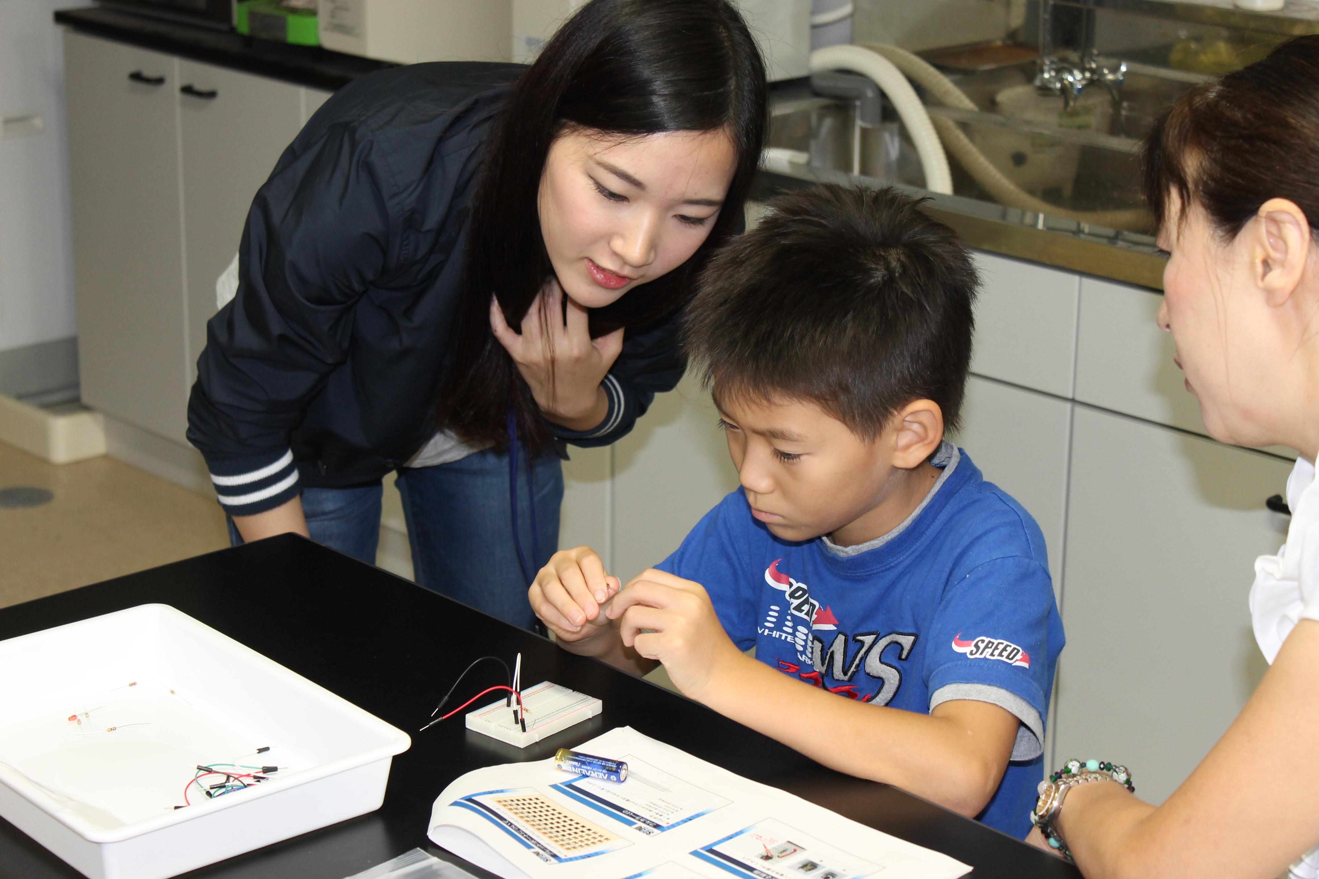 名古屋市科学館との連携講座開催