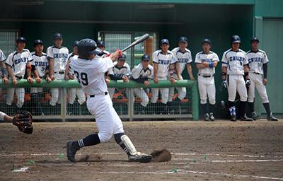 殊勲打の松井選手.JPG