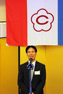 森谷同窓会長.JPG