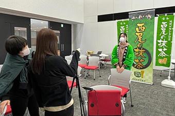 発表動画の撮影