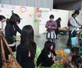 山田研究室出展ブース.JPG