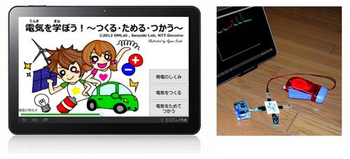 アプリケーション画面例