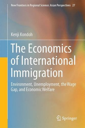 The Economics of International Immigration