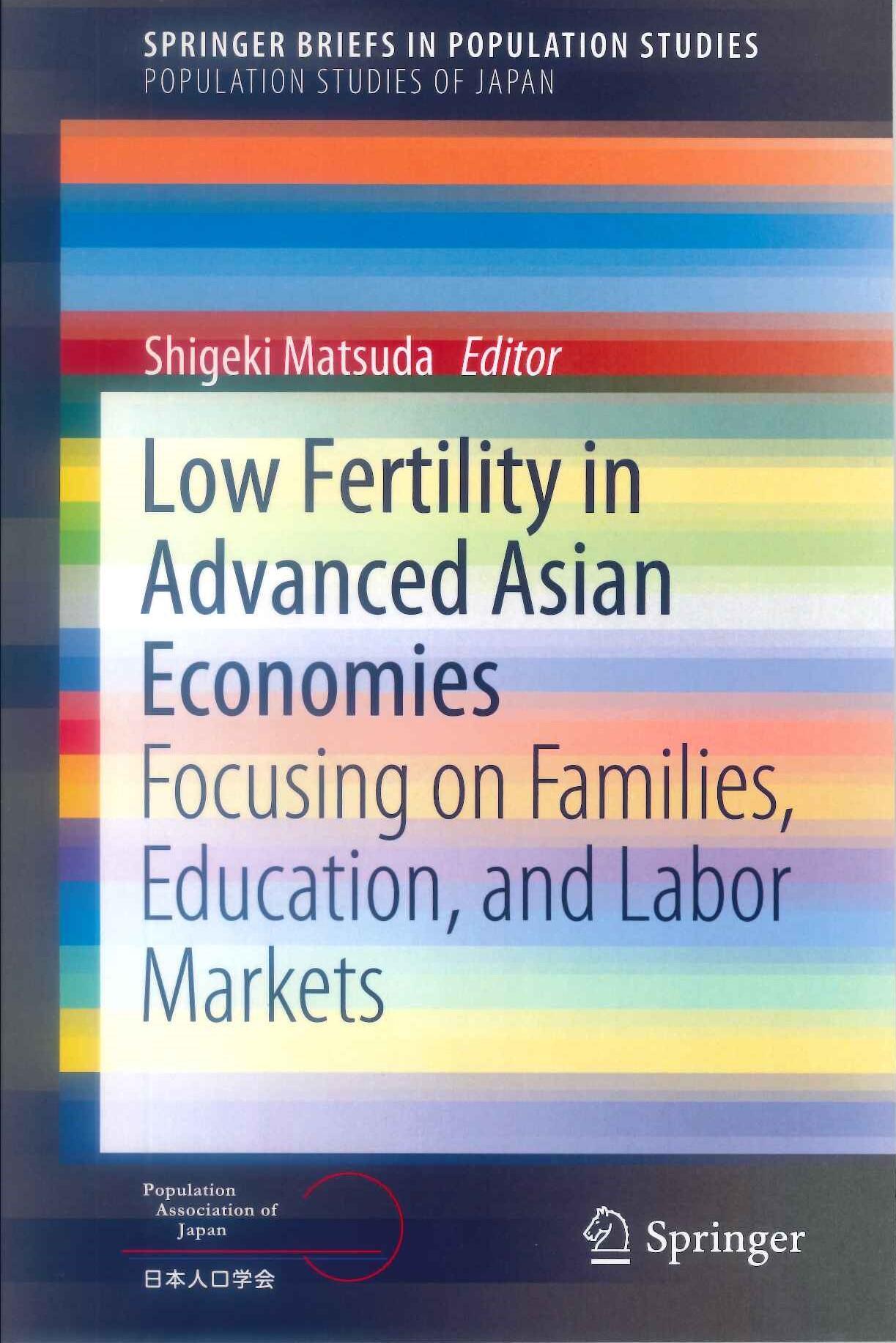 Low Fertility in Advanced Asian Economies